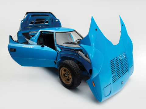 Lancia Stratos HF Stradale 1975 asta