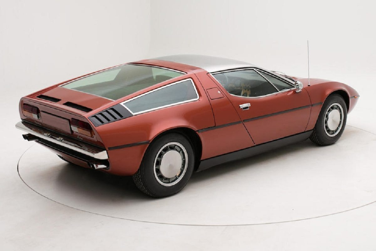 Maserati Bora 1973 asta