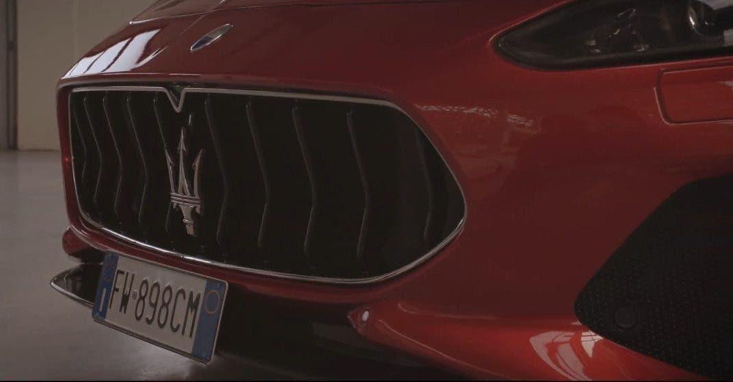 Maserati GranTurismo Made in Modena