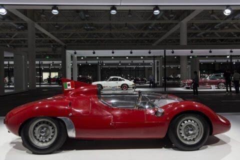 Maserati Tipo 63 Birdcage