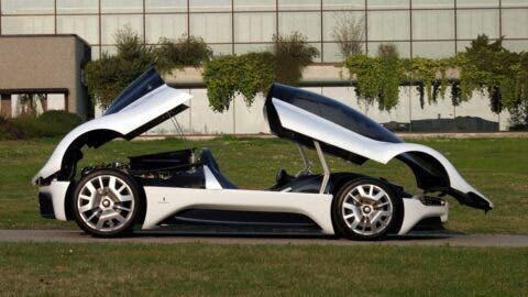 Maserati Birdcage 75th - 2