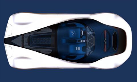 Maserati Birdcage 75th - 4