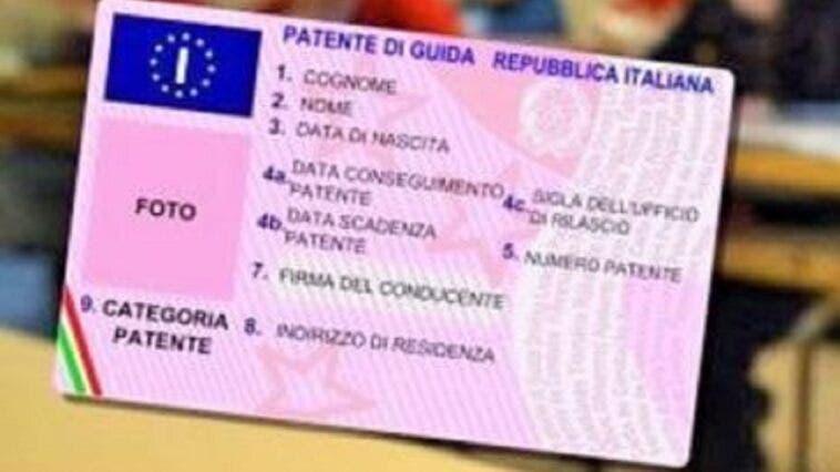 Patenti Italia