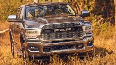 Ram 2500 Laramie 2020 Brasile