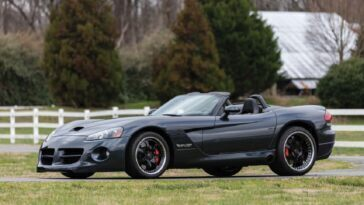 Venom 1000 Twin Turbo Dodge Viper asta