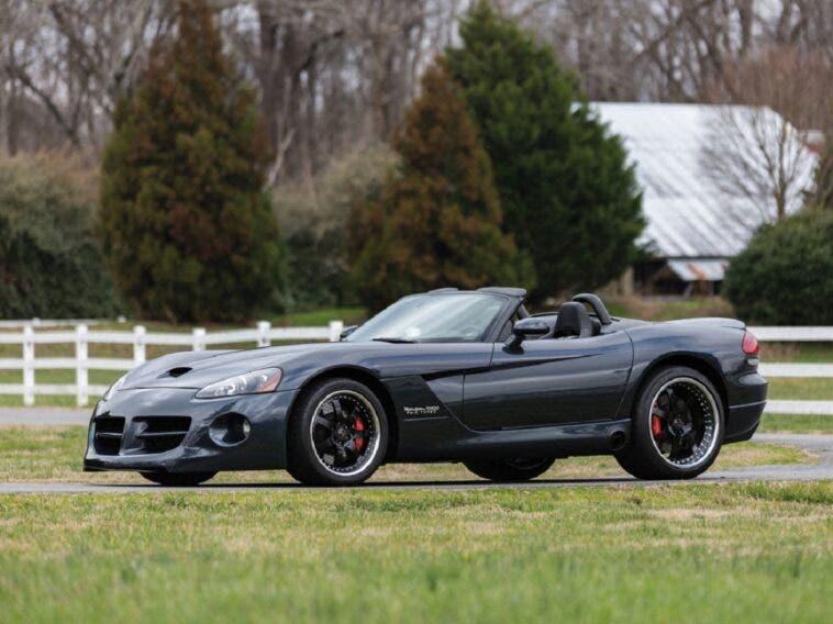 Venom 1000 Twin Turbo Dodge Viper asta