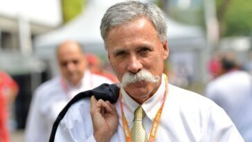 Chase Carey F1 Commission