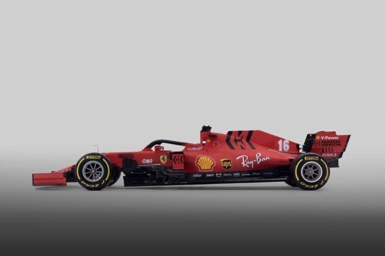 Ferrari SF1000 - 1