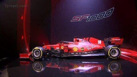 Ferrari SF1000 - 2