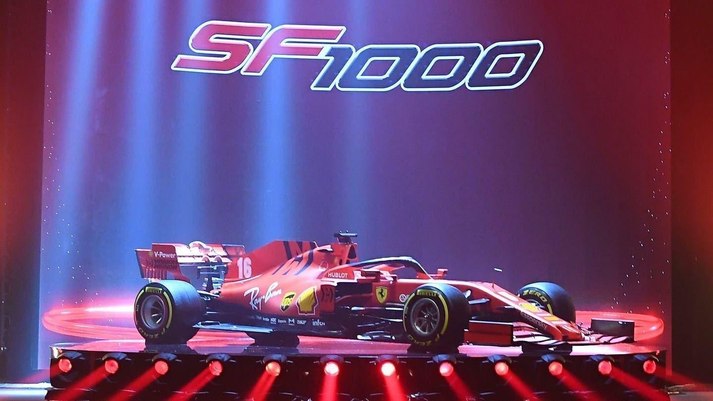 Ferrari SF1000 - 3