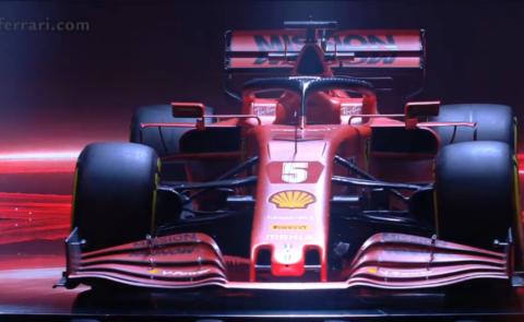 Ferrari SF1000 - 5
