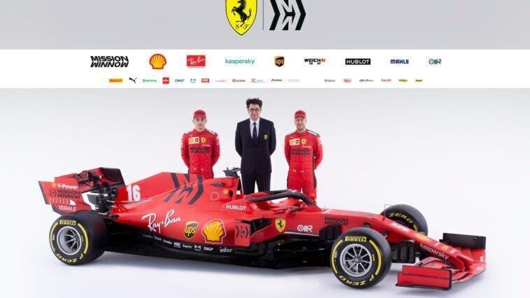 Ferrari SF1000 - 8