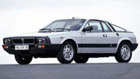 Lancia Beta Montecarlo - Restyling