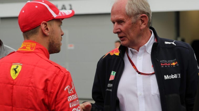 Vettel Marko