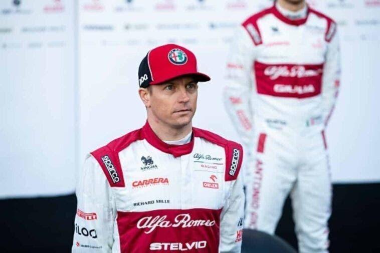 Kimi Raikkonen Barcellona 2020 - 1