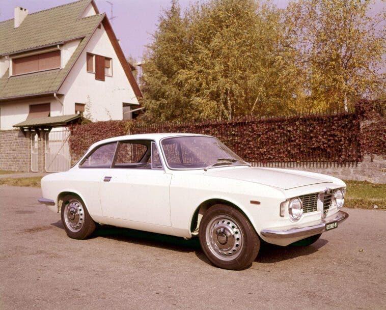 Alfa Romeo Giulia Sprint GT 1963