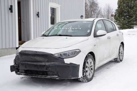 Fiat Tipo Restyling - 1