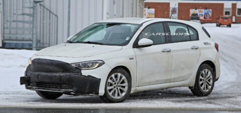Fiat Tipo Restyling - 7