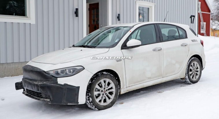 Fiat Tipo Restyling - 6