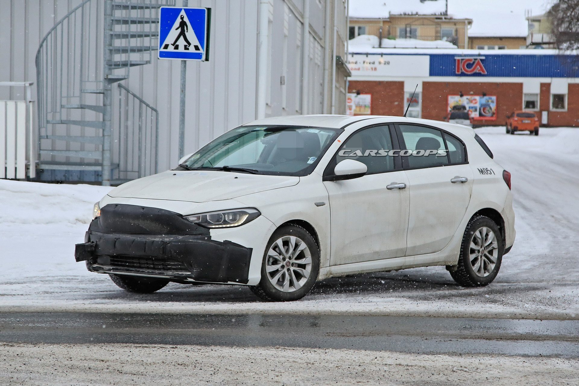 Fiat Tipo Restyling - 2
