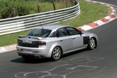 Alfa Romeo 159 GTA - 5