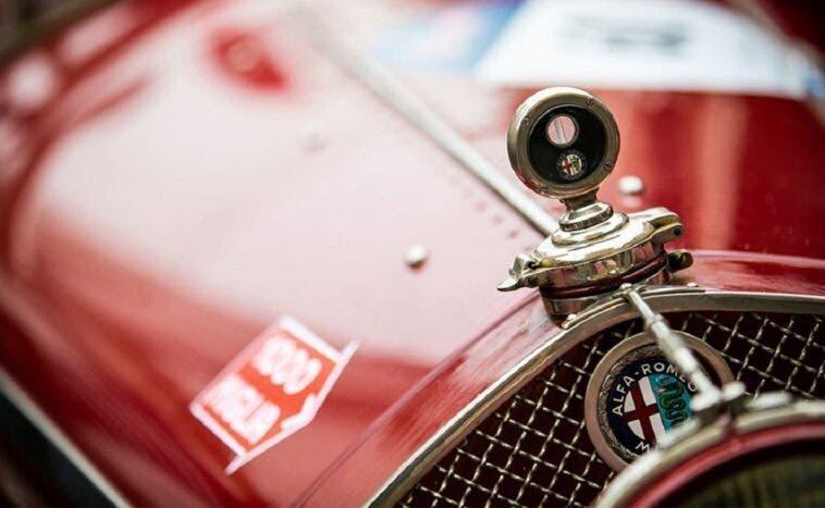 Alfa Romeo 1000 Miglia sponsor