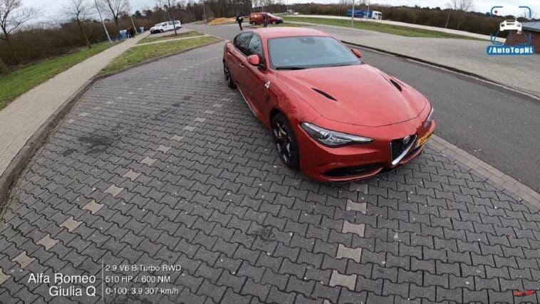 Alfa Romeo Giulia Quadrifoglio AutoTopNL