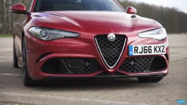 Alfa Romeo Giulia Quadrifoglio Carwow