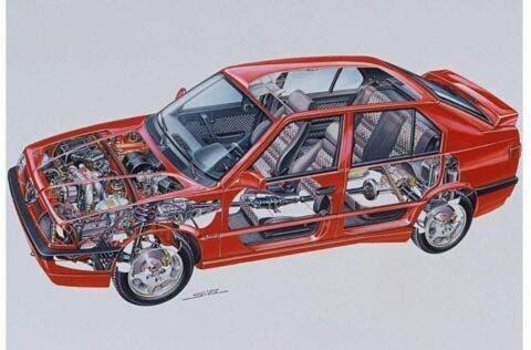 Alfa Romeo 33 Quadrifoglio Verde _ 1