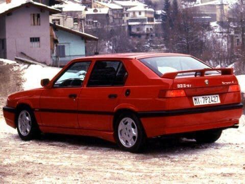 Alfa Romeo 33 Quadrifoglio Verde _ 4