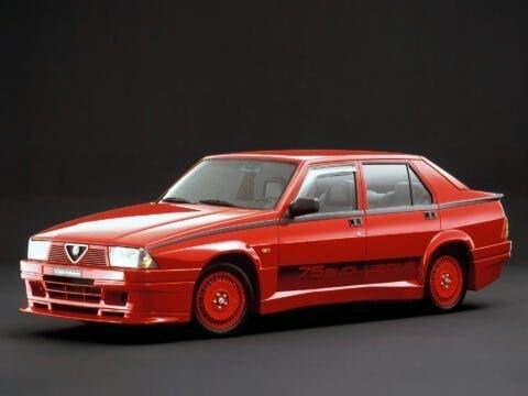 Alfa Romeo 75 Turbo Evoluzione - 1