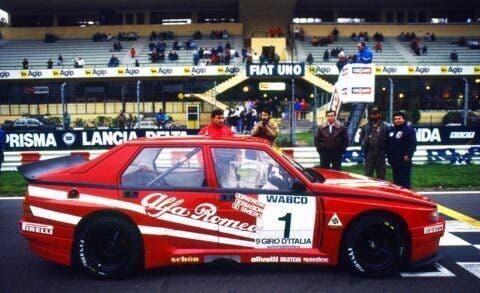 Alfa Romeo 75 Turbo Evoluzione - 2