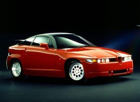 Alfa Romeo SZ - 1