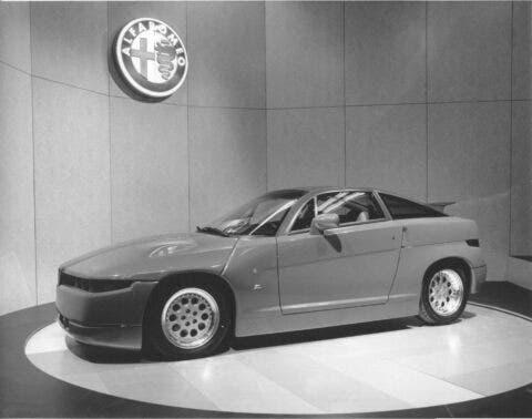 Alfa Romeo SZ - 2