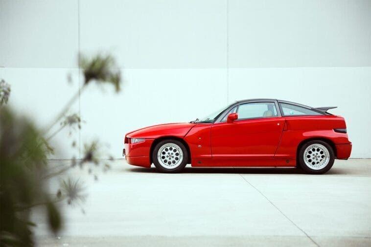 Alfa Romeo SZ - 4