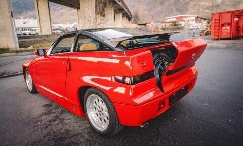 Alfa Romeo SZ - 6