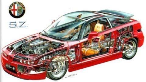 Alfa Romeo SZ - 7