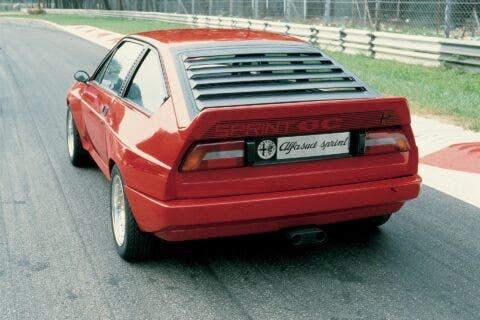 Alfa Romeo Sprint 6C