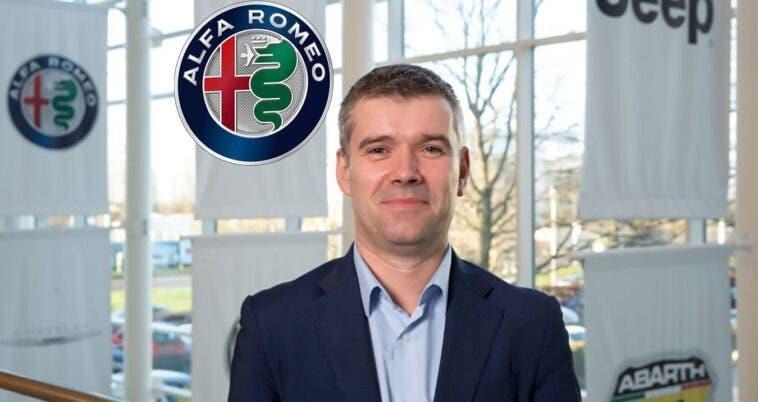 Arnaud Leclerc capo alfa romeo 2020