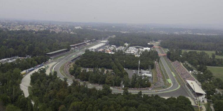 Autodromo Nazionale di Monza donazione coronavirus