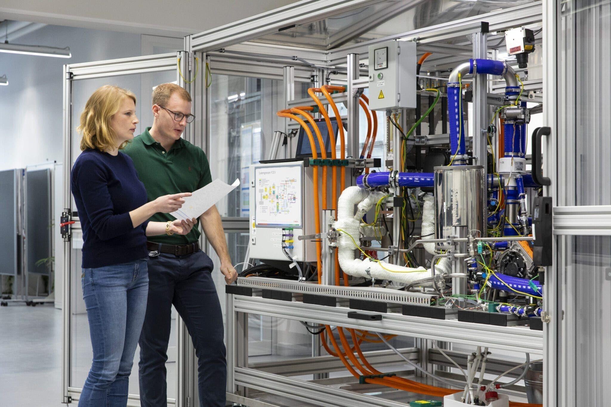 Bosch mobilità sostenibile