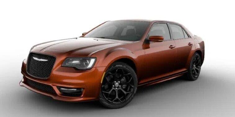 Chrysler 300 2020 Canyon Sunset