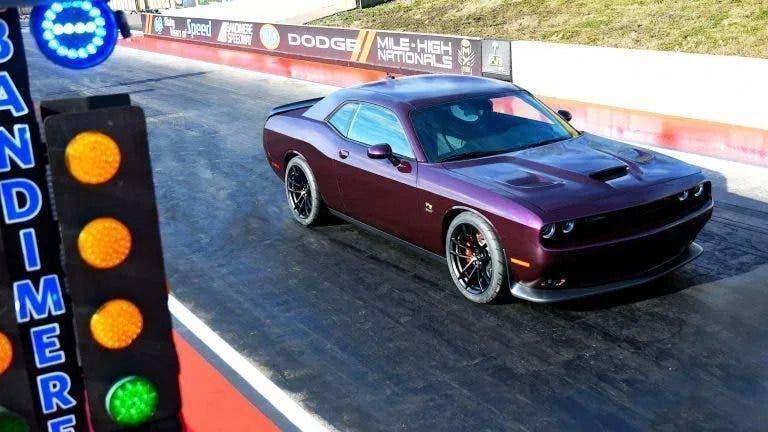 Dodge Challenger R/T Scat Pack 1320 2020
