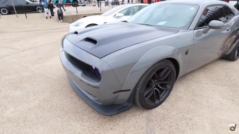 Dodge Challenger SRT Hellcat Redeye DragTimes