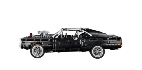 Dodge Charger R/T Toretto Lego Technic