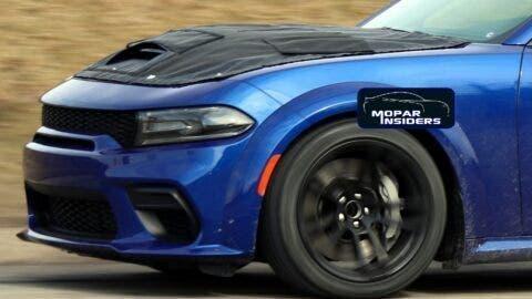 Dodge Charger SRT Hellcat Redeye Widebody 2020 foto spia