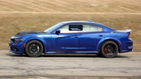 Dodge Charger SRT Hellcat Redeye Widebody 2020 foto spia