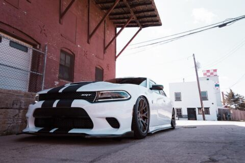 Dodge Charger SRT Hellcat Widebody 2017