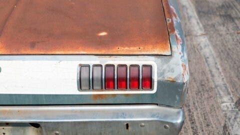 Dodge Demon 1972 asta
