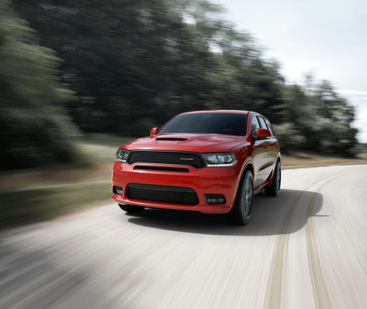Dodge Durango 2020 Messico